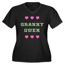 Granny Gwen Plus Size T-Shirt