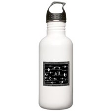 Blade Dancing Water Bottle