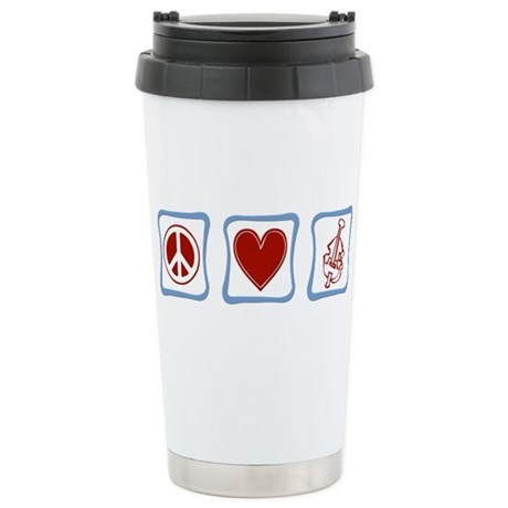 Cello Stainless Steel Travel Mug