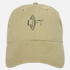 LIFT -- Fit Metal Designs Baseball Baseball Cap