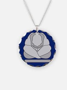 Weeping Buddha Yoga Necklace