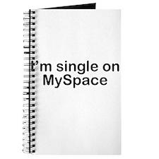 I'm single on MySpace Journal