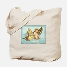 Butterfly Dream Flight Tote Bag