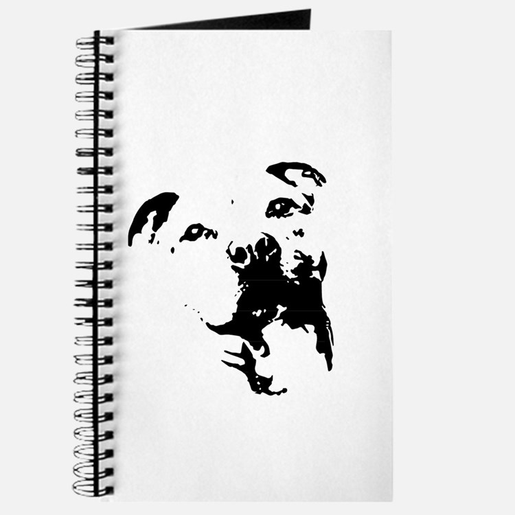 Pitbull Dog Journal