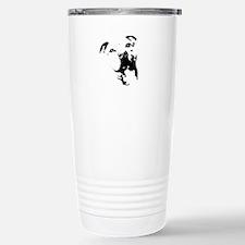 Pitbull Dog Travel Mug