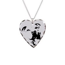 Pitbull Dog Necklace
