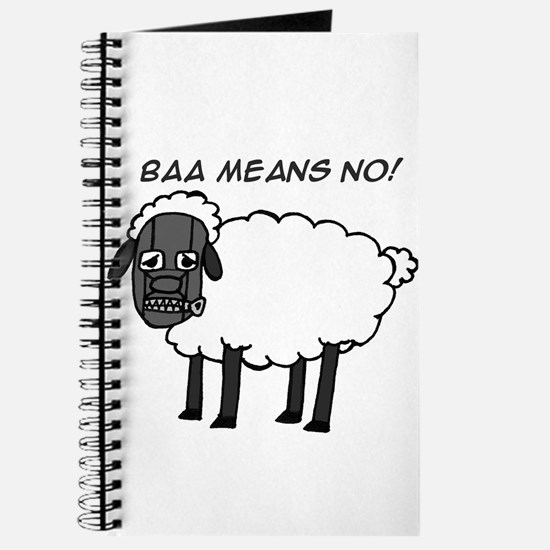 Baa Means No Journal