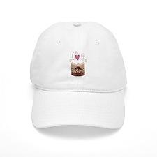 86th Birthday Cupcake Baseball Cap