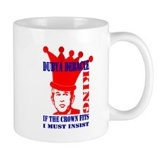 King Dubya Debacle Mug