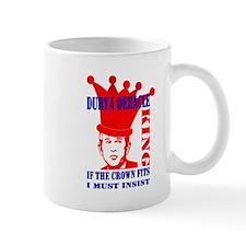 King Dubya Debacle Coffee Mug