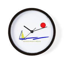 Mavericks Wall Clock