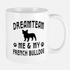French Bulldog Dog Designs Mug