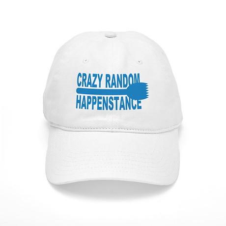 Crazy Random Happenstance Baseball Cap