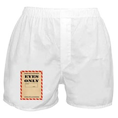 Eyes Only Boxer Shorts