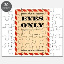 Eyes Only Puzzle
