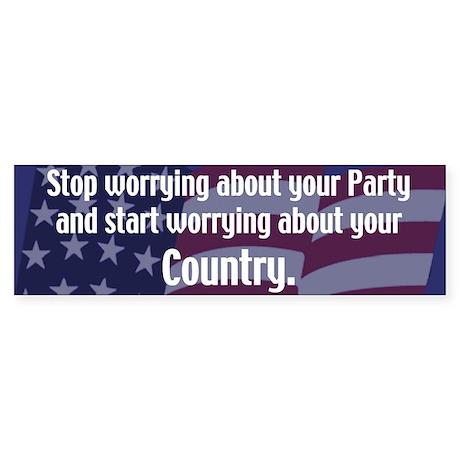 From Freedom to Fascism Bumper Sticker