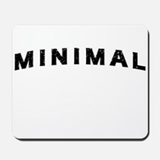 Minimal Damaged Mousepad