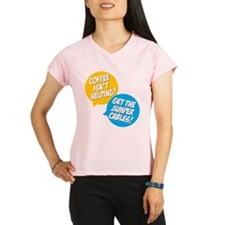 Jumper Cables Peformance Dry T-Shirt