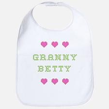 Granny Betty Bib