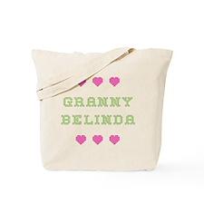 Granny Belinda Tote Bag