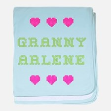 Granny Arlene baby blanket