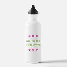 Granny Annette Water Bottle