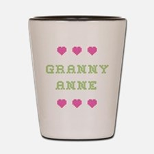 Granny Anne Shot Glass