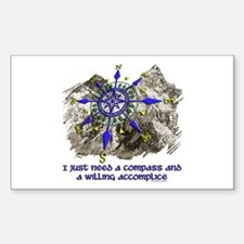 compass and willing accomplice-1-Mt Decal