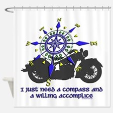 compass and willing accomplice-1-Motorcycle Shower