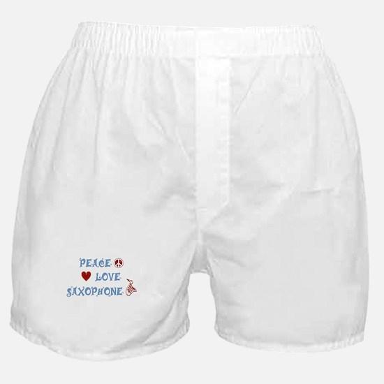 Saxophone Boxer Shorts