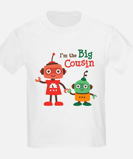 Big Cousin - Robot T-Shirt