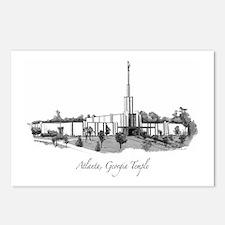 Atlanta, Georgia Temple Postcards (Package of 8)