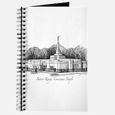 Baton Rouge, Louisiana Temple Journal