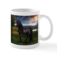 Freisian Horse Mug
