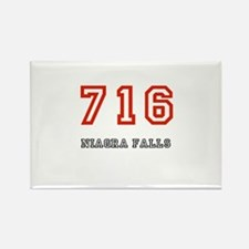 716 Rectangle Magnet