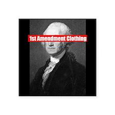 1st Amendment Clothing & The 1st President