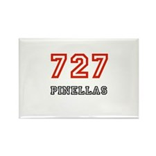 727 Rectangle Magnet