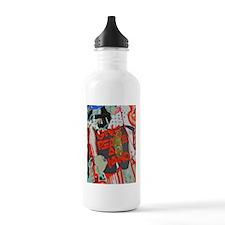 New York Graffiti: Give Peace a Chance Water Bottl