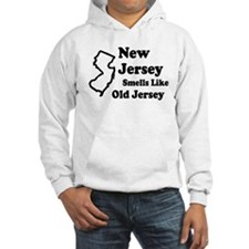 New Jersey Smells Like Old Jersey Hoodie