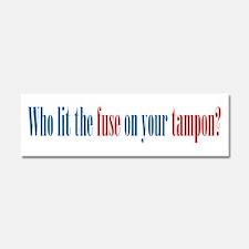Tampon Fuse Car Magnet 10 x 3