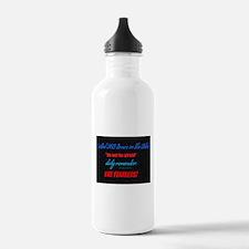 Live Fearless! Water Bottle