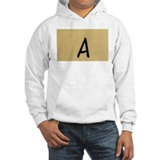 A, Your name in Japanese Katakana system Hoodie