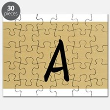 A, Your name in Japanese Katakana system Puzzle