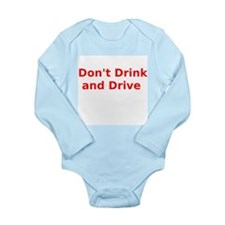 Don't Drink and Drive Body Suit
