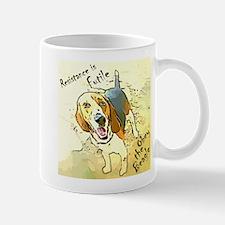 Obey the Beagle Mugs