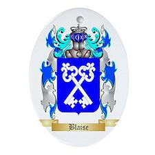Blaise Ornament (Oval)