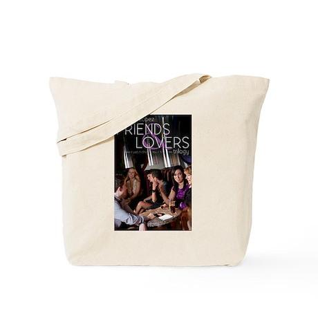 F L Tote Bag