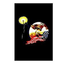Patriotic #1 - Postcards (Package of 8)