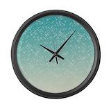 Sparkly Giant Clocks