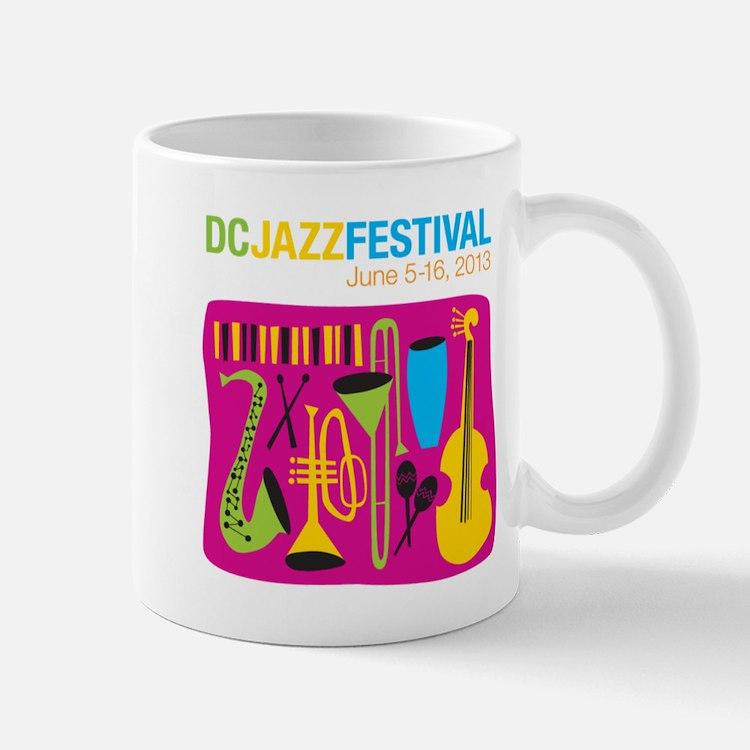 2013 DCJF artwork Mug